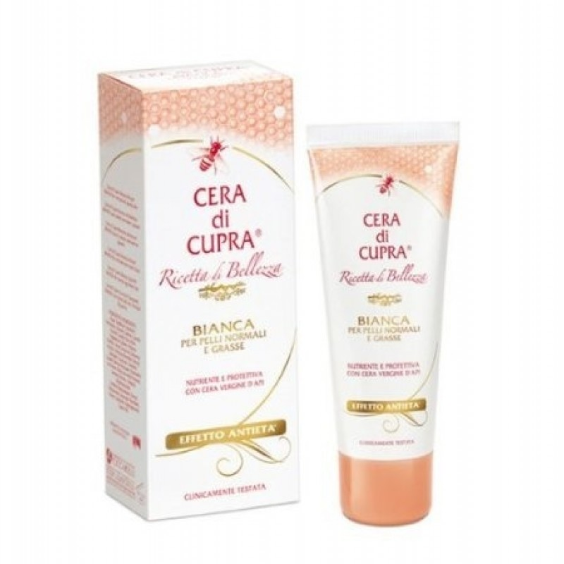 Cera di Cupra crema de fata bianca ten normal si gras 75 ml