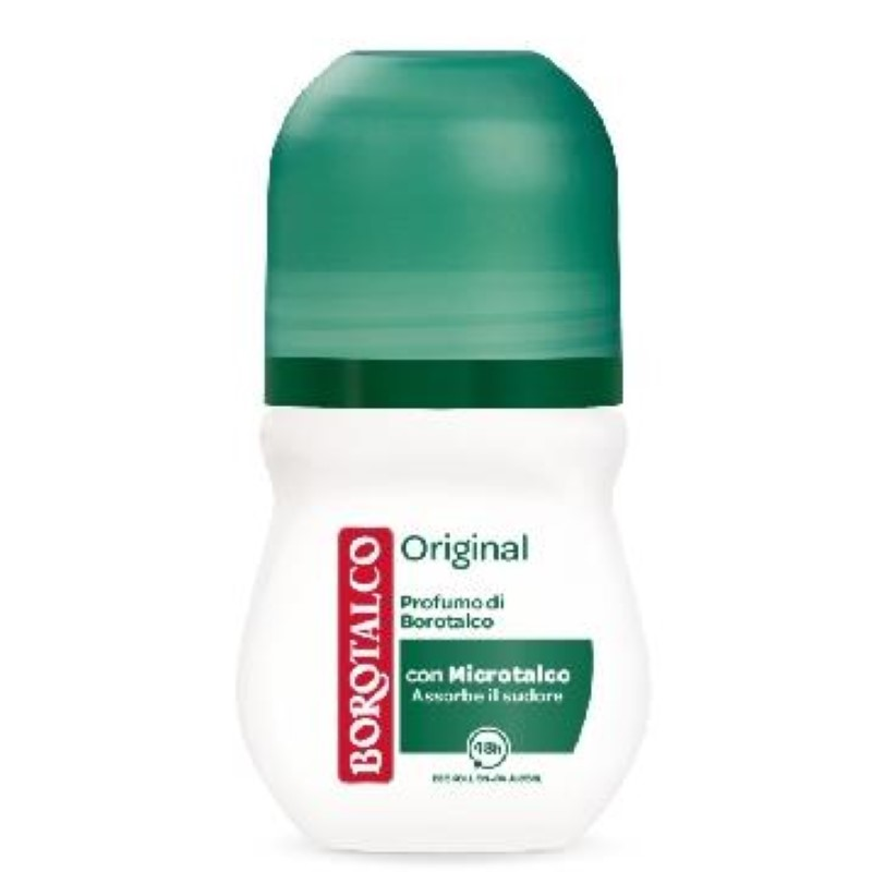 Antiperspirant roll-on Borotalco original 50 ml