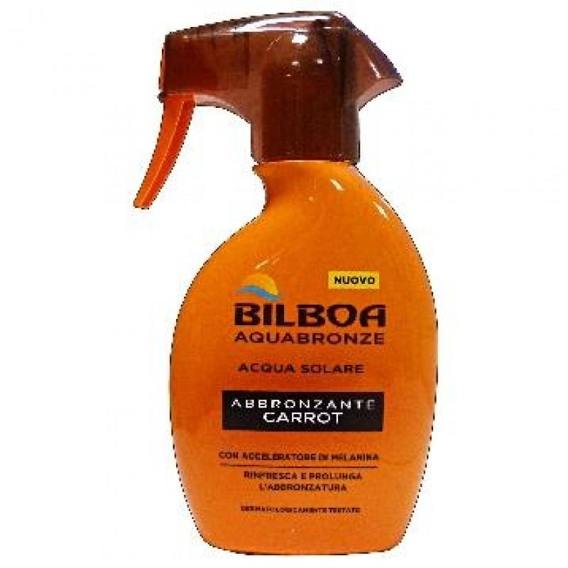 Apa bronzanta Bilboa spray cu melanina 250 ml