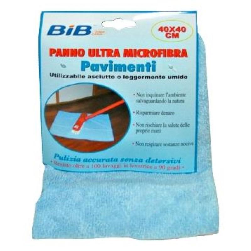 Laveta microfibra pardoseli Bib