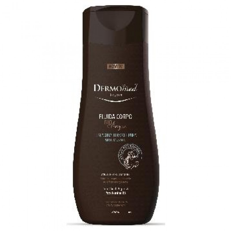 Crema de corp cu argan Dermomed 250 ml