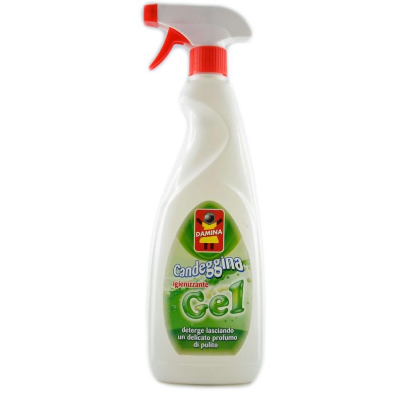 Damina gel igienizant cu clor 750 ml