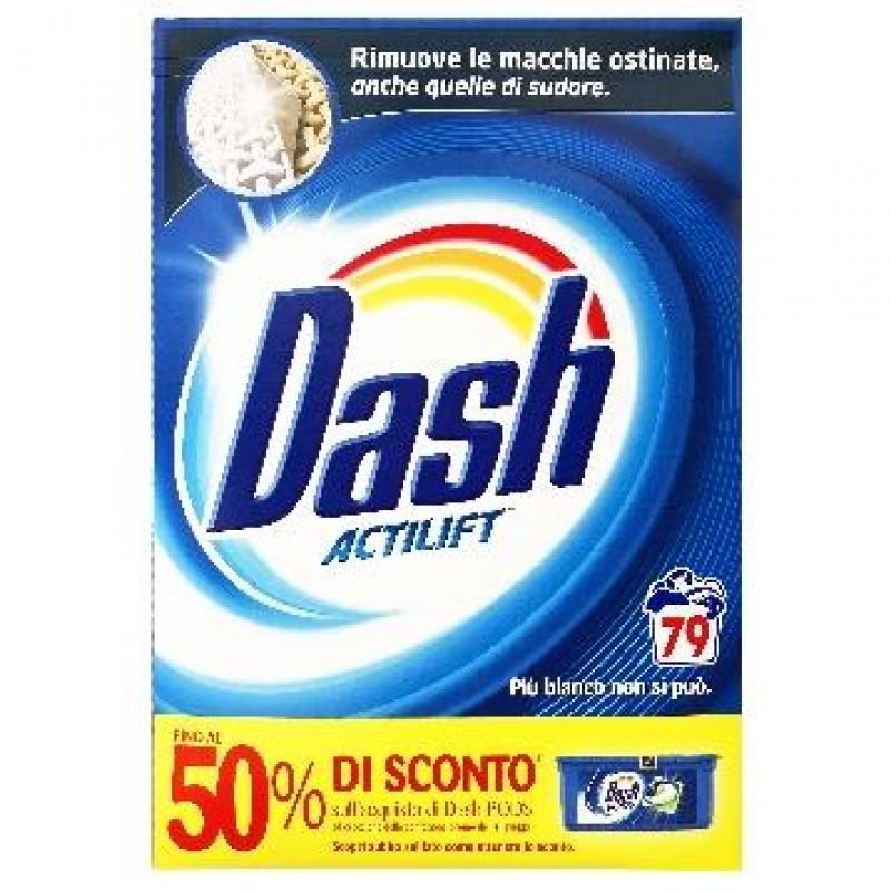 Detergent Dash praf 79 spalari