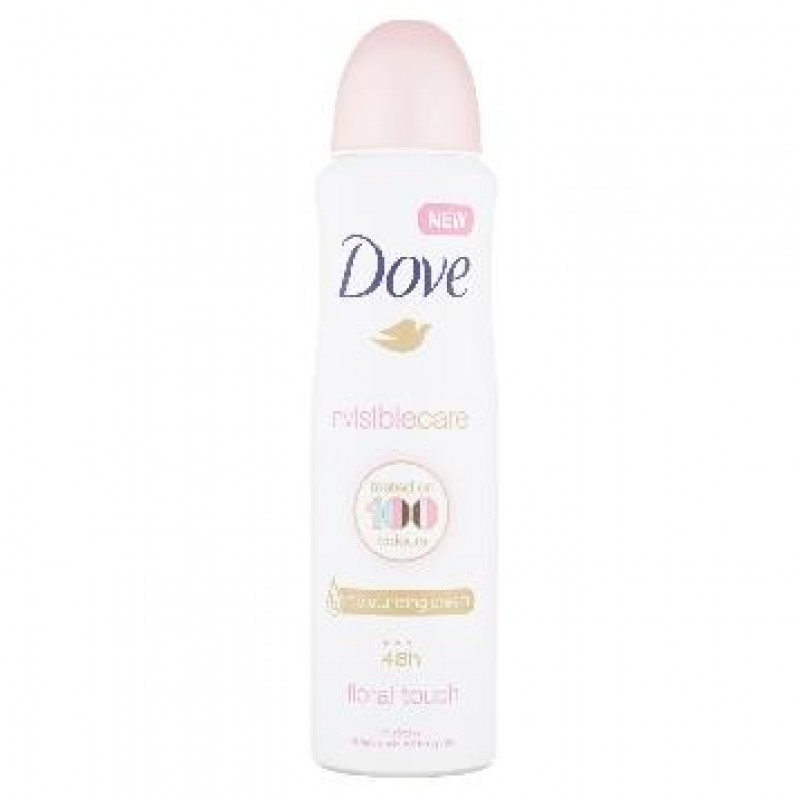 Deodorant Dove spray invizibil floral 150 ml