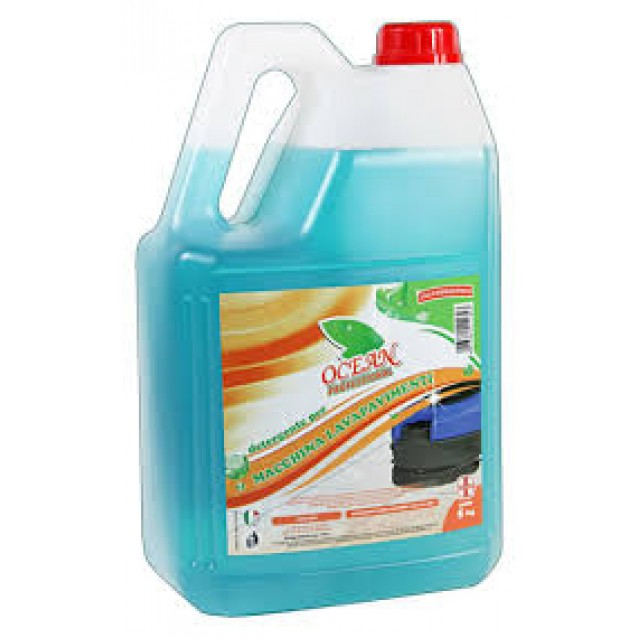 Detergent igienizant pentru masina de spalat pavimente Ocean 5 L