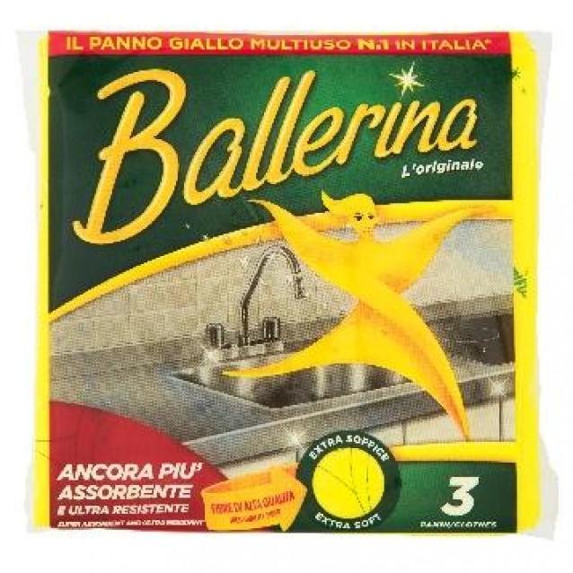 Ballerina laveta universala 3 buc
