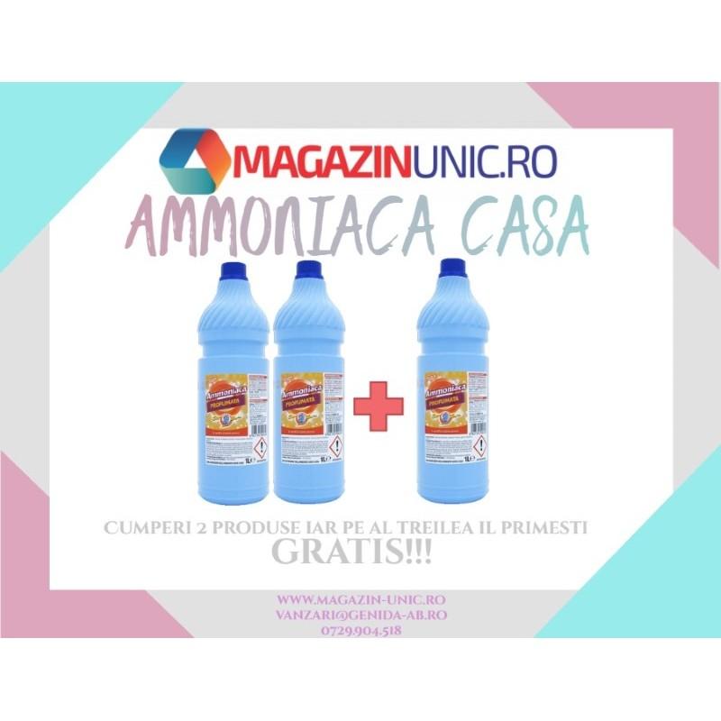 Amoniac parfumat SOLBAT OFERTA 2+1 GRATIS