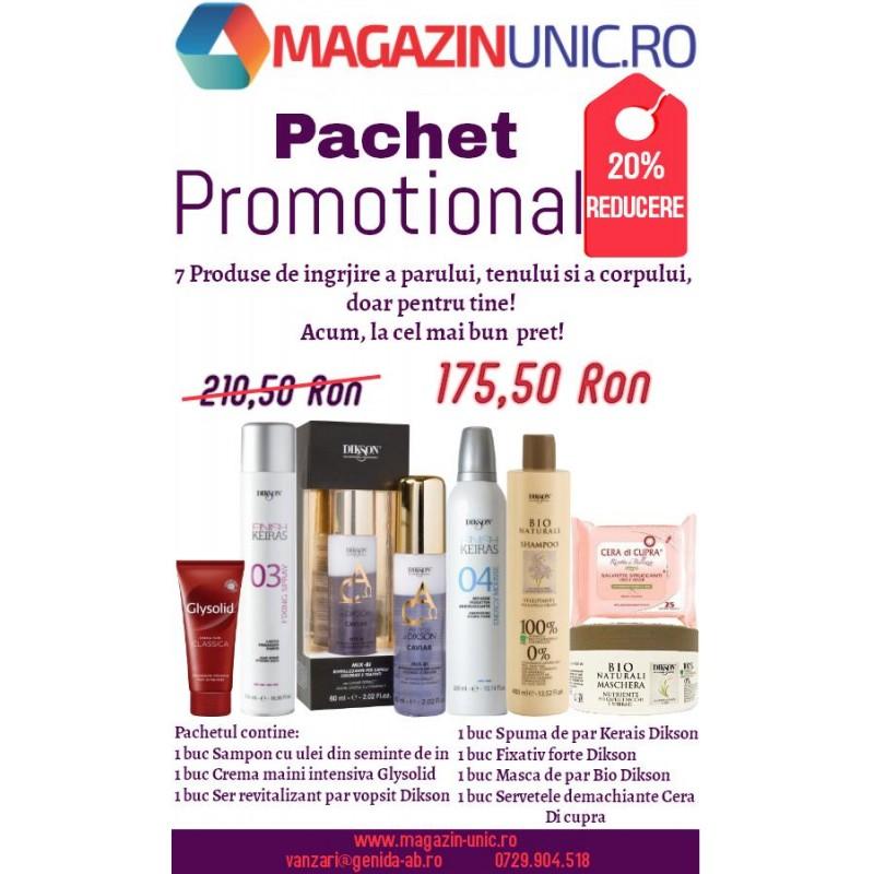 Pachet promotional Dikson produse profesionale