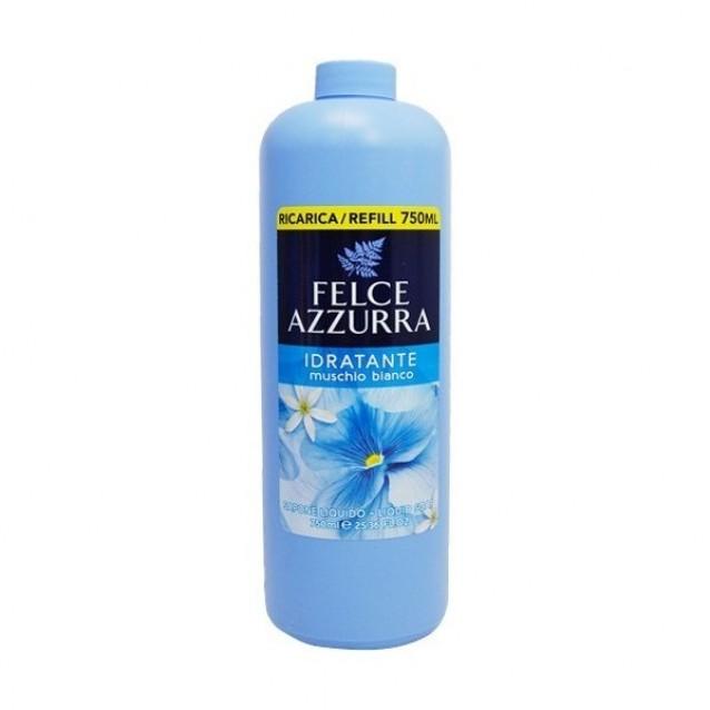 Felce Azzurra sapun lichid musc alb 750 ml