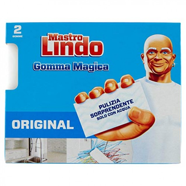 Mastro Lindo guma magica