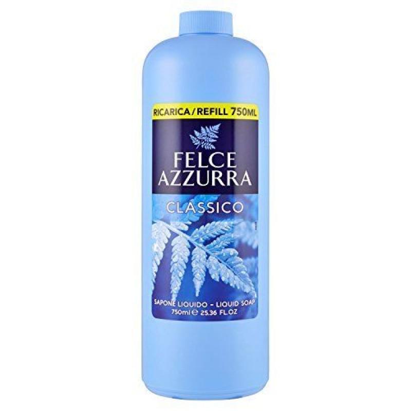 Sapun lichid Felce Azzurra clasic 750 ml