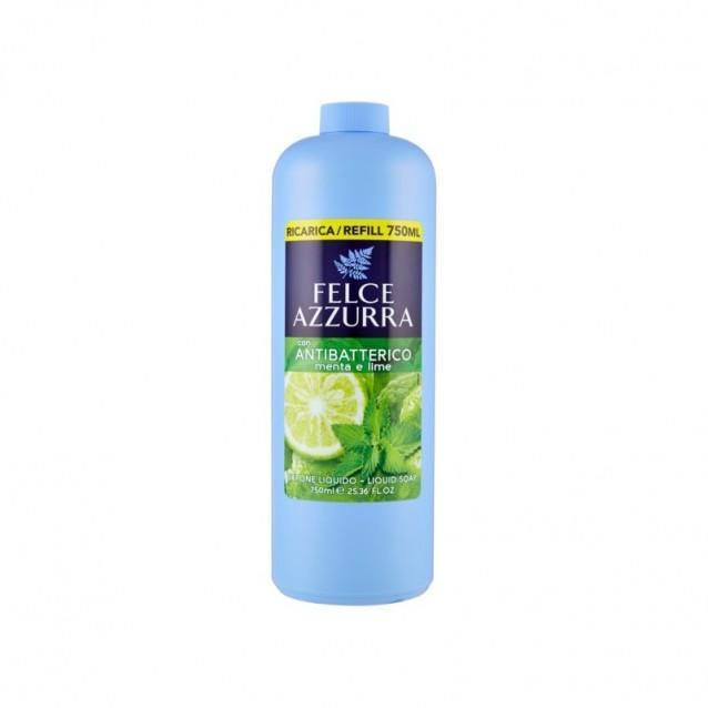 Felce Azzurra sapun lichid menta si lamaie 750 ml
