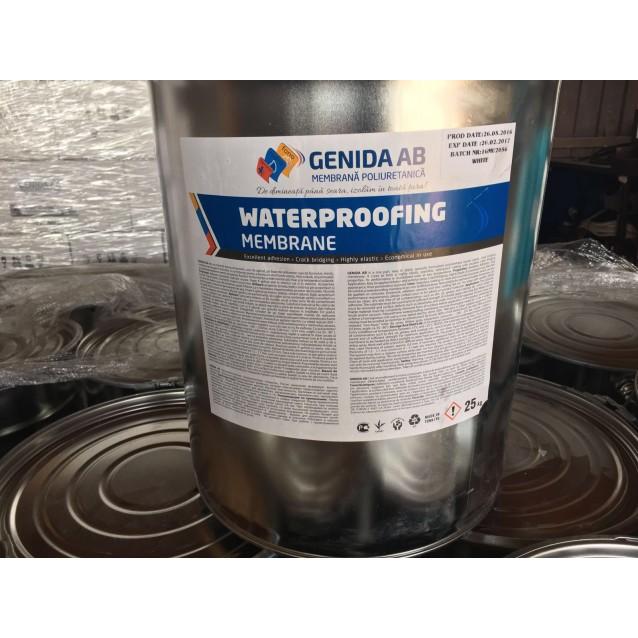 Membrana poliuretanica lichida Genida 25kg