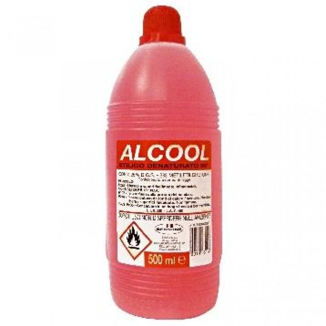 Alcool etilic Bessone denaturat 90 grade 500 ml
