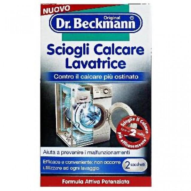 Dr. Beckmann anticalcar pentru masina de spalat 2 buc 100g