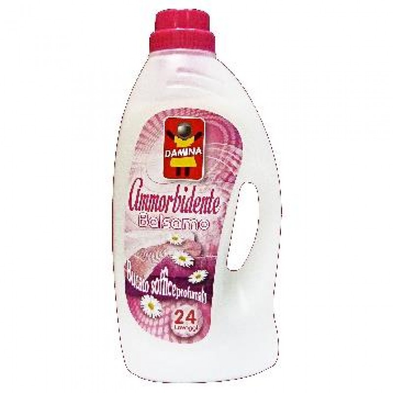 Balsam de rufe Damina cu trandafir 1800 ml