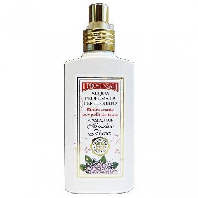 I Provenzali  parfum de corp cu musc alb 100 ml