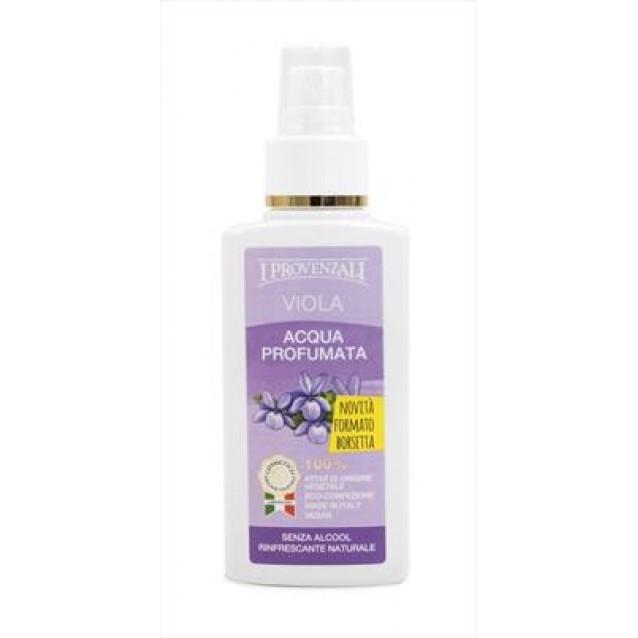 I Provenzali  parfum de corp cu violete 100 ml