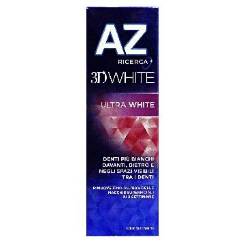 Pasta de dinti AZ ultra white 75 ml