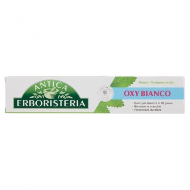 Pasta de dinti Erboristeria pentru albire 75 ml