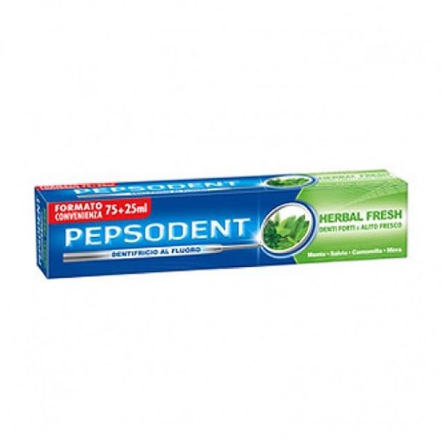 Pasta de dinti Pepsodent herbal 100 ml