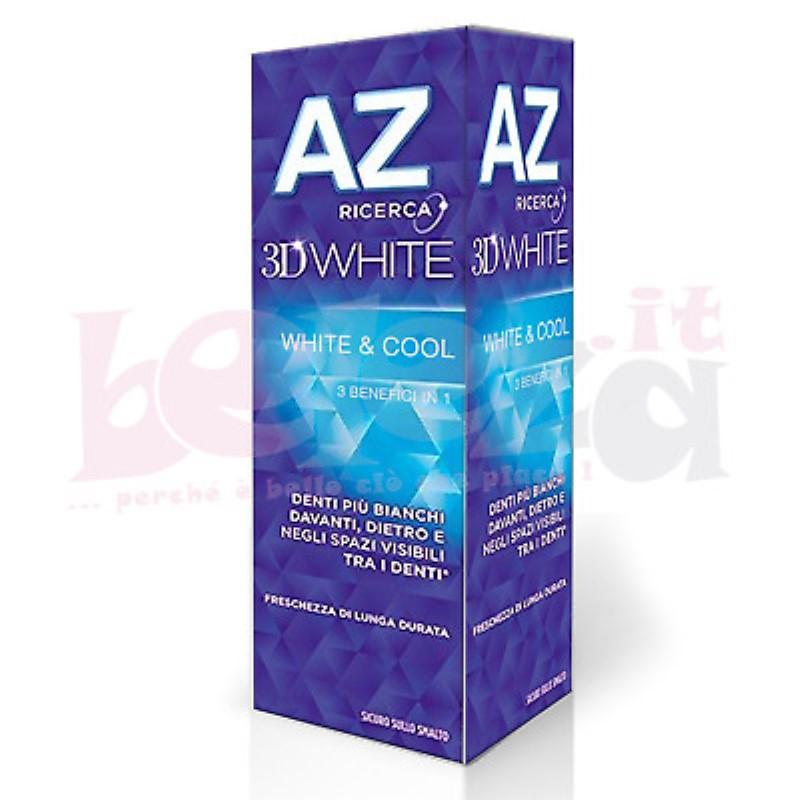 Pasta de dinti white cool AZ 75 ml