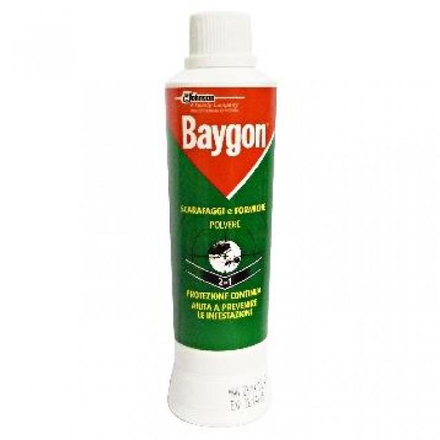 Baygon Pulbere 2 in 1 pentru gandaci si furnici 250 g