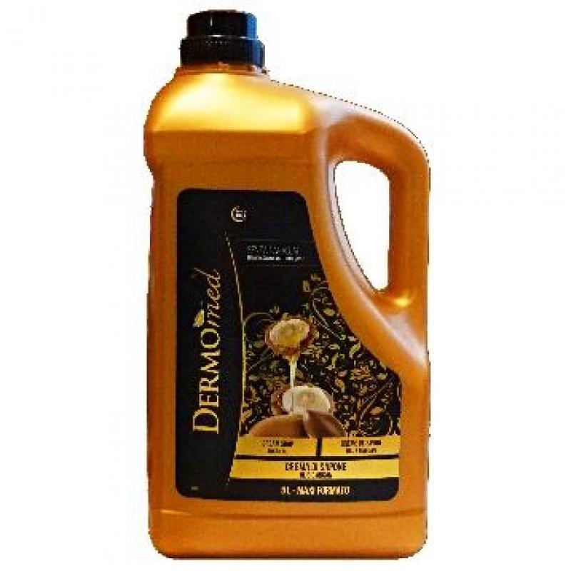 Sapun lichid crema Dermomed cu ulei de argan 5 L