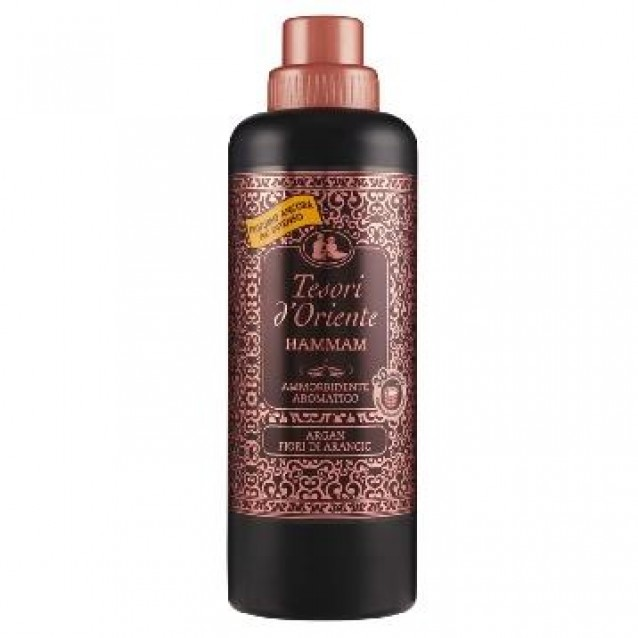 Balsam rufe cu argan si flori de portocal Tesori 750 ml