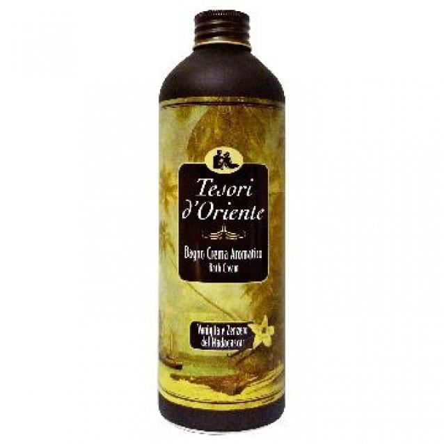 Tesori gel de dus crema cu vanilie si ghimbir 500 ml