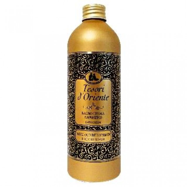 Tesori gel de dus crema royal oud din Yemmen 500 ml