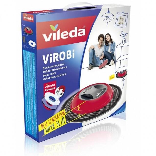 Vileda Virobi robot pentru curatat praful