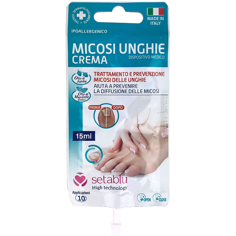 Setablu crema pentru micoza unghiei 15 ml