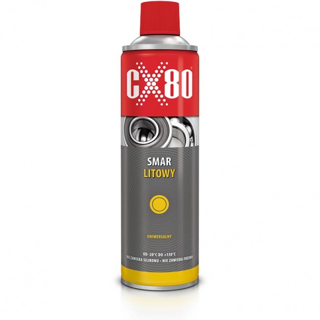 Cx80 Smar Litowy 500ml