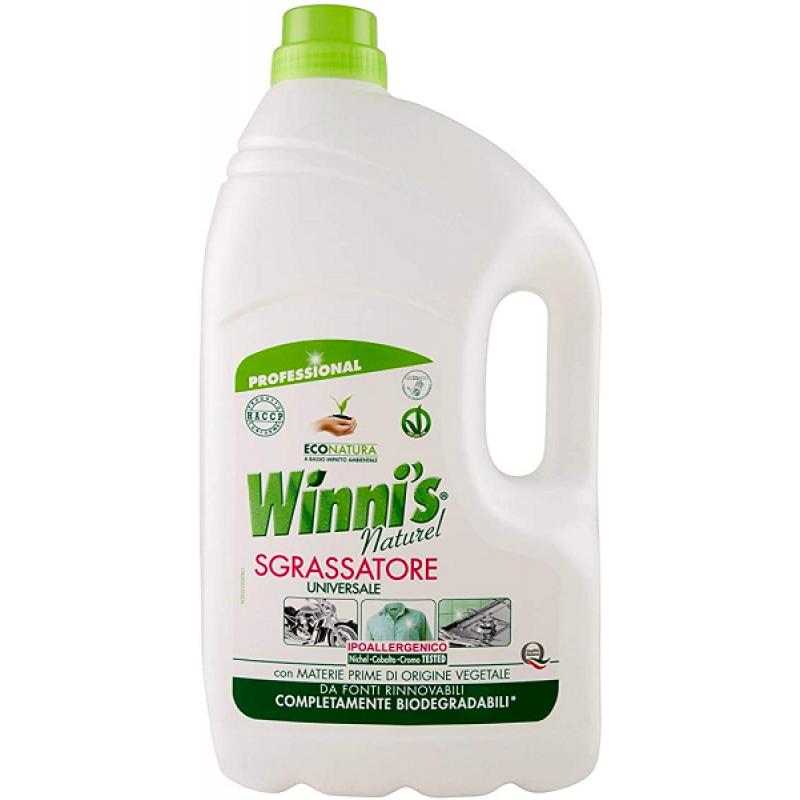 Winni's Eco degresant universal hipoalergenic 5L