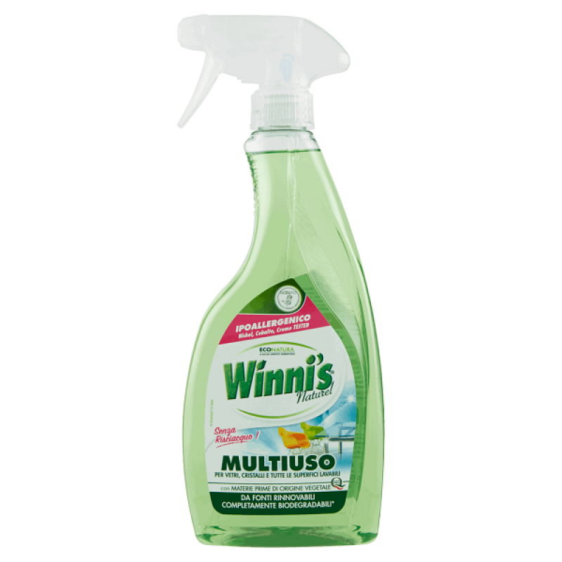 Winni's Eco detergent multisuprafete hipoalergenic 250 ml