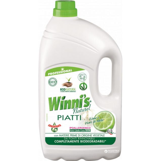 Winni's Eco detergent vase hipoalergenic flori de mar & lime 5L